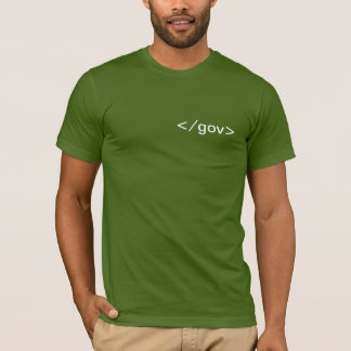 T-shirt Crypto-anarchisme
