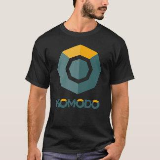 T-shirt Crypto Blockchain KMD chemise de Komodo