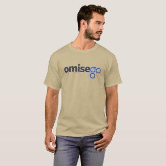 T-shirt Crypto (OMG) pièce de monnaie d'OmiseGO