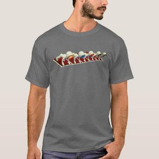 T-shirt Crypto pièce en t de course