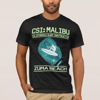 T-SHIRT CSI MALIBU
