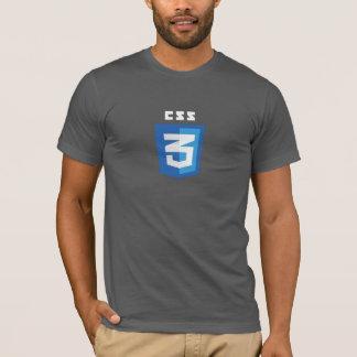 T-shirt CSS3 (gris)