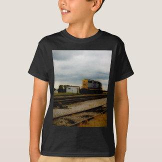 T-shirt CSX Railroad le moteur Toledo, OH de yard de