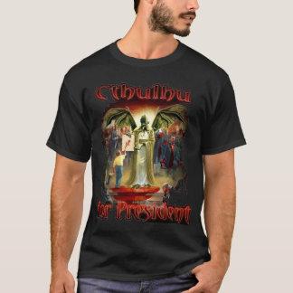 T-shirt Çt͘͢h̸u̧l̸h͞ùfo͞ŕ̶͜P̶̡r̕͡es̸ì͢͜d͏e̸ņ̴̸t̨ ! ̨̕͡