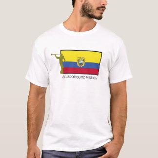 T-shirt CTR de la mission LDS de l'Equateur Quito