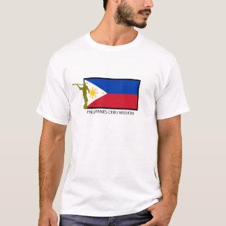 T-SHIRT CTR DE LA MISSION LDS DE PHILIPPINES CEBU