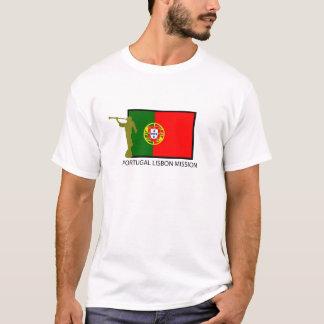 T-SHIRT CTR DE LA MISSION LDS DU PORTUGAL LISBONNE