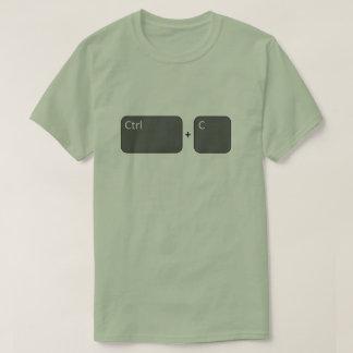 T-SHIRT CTRL + C