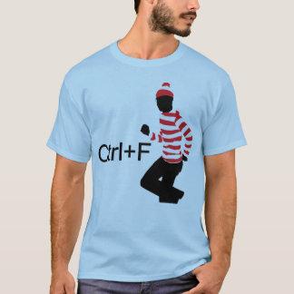 T-shirt CTRL+f