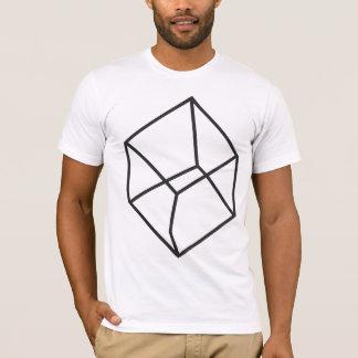 T-shirt Cube cassé