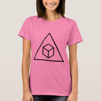 T-shirt Cubes en delta