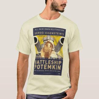 T-shirt Cuirassé Potemkin 2