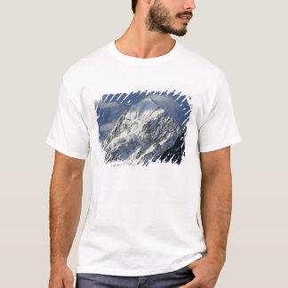 T-shirt Cuisinier de bâti d'Aoraki, pays du Mackenzie, sud