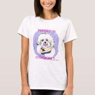 T-shirt Cuisinier de Bichon