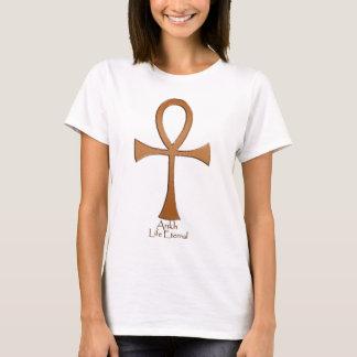 T-shirt Cuivre égyptien ANKH