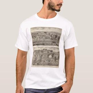 T-shirt Cultivez les résidences de l'HB Kay et YA Glenn