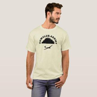T-shirt Cumulus addict