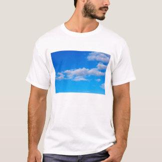 T-shirt cumulus au-dessus de l'ANTARCTIQUE occidental