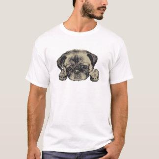 T-shirt Cutie de carlin