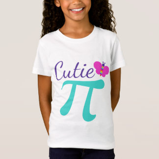 T-Shirt Cutie pi