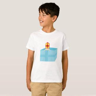 T-shirt Cutieful badine l'art Saint-Nicolas drôle