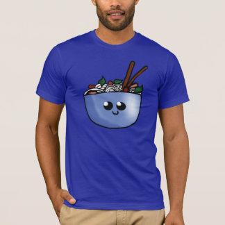 T-shirt Cuvette de Chibi de la chemise des hommes de Pho