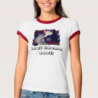 T-shirt Cuvette Obama, cuvette !