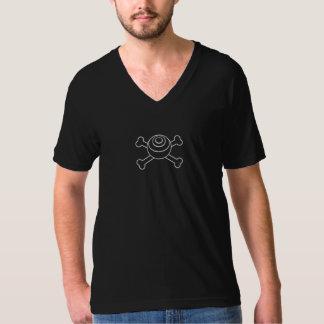 """T-shirt Cuvettes de """"Crossbowls"""" - obscurité (hommes)"""