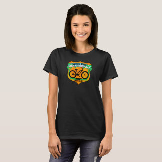 T-shirt Cycle de Biketoberfest. Sandy Cyclers