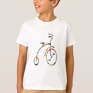 T-shirt CYCLE :  Exercice, jeux, forme physique,