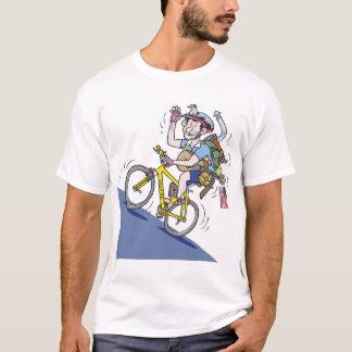 T-shirt Cycliste