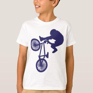 T-shirt Cycliste de BMX