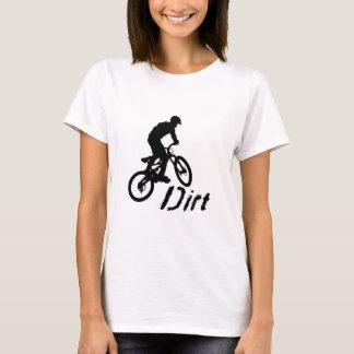 T-shirt Cycliste de saleté de BMX