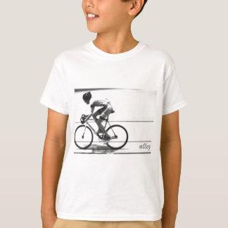 T-shirt Cycliste de voie