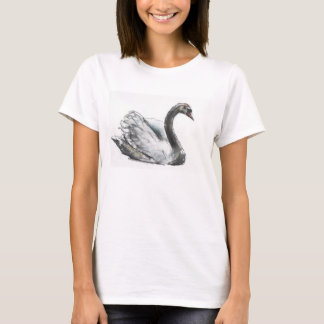 T-shirt Cygne