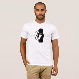 T-shirt Cymbales de DCI