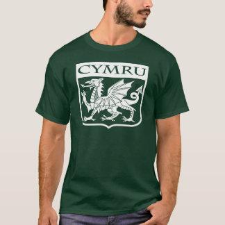 T-shirt Cymru - le Pays de Galles