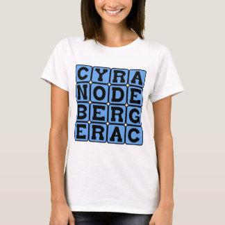 T-shirt Cyrano De Bergerac, jeu français