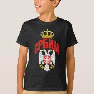 T-shirt Cyrillique de la Serbie