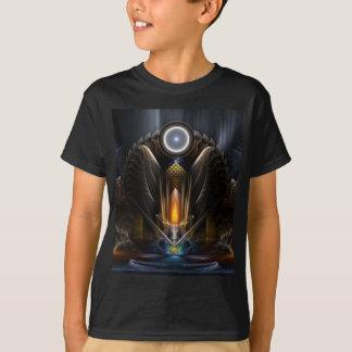 T-shirt Cyritous, temple du globe de Karinos