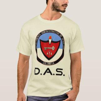 T-shirt D.A.S. colombien