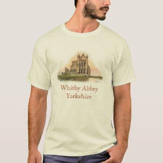 T-shirt d'abbaye de Whitby