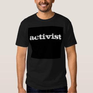 T-shirt d'activiste