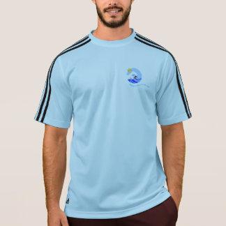 T-shirt d'Adidas ClimaLite des hommes