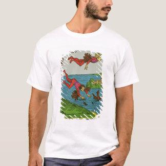T-shirt Daedalus et Icare, XVème siècle