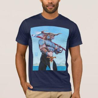T-shirt Daedalus Minotaur de Crète