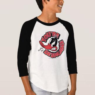 T-shirt DAFFY DUCK™ - Vous êtes ignobles