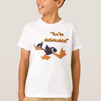 T-shirt Daffy prêt à combattre