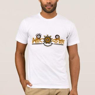 T-shirt d'Africoaster de projet