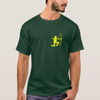 T-shirt d'agenouillement Archer